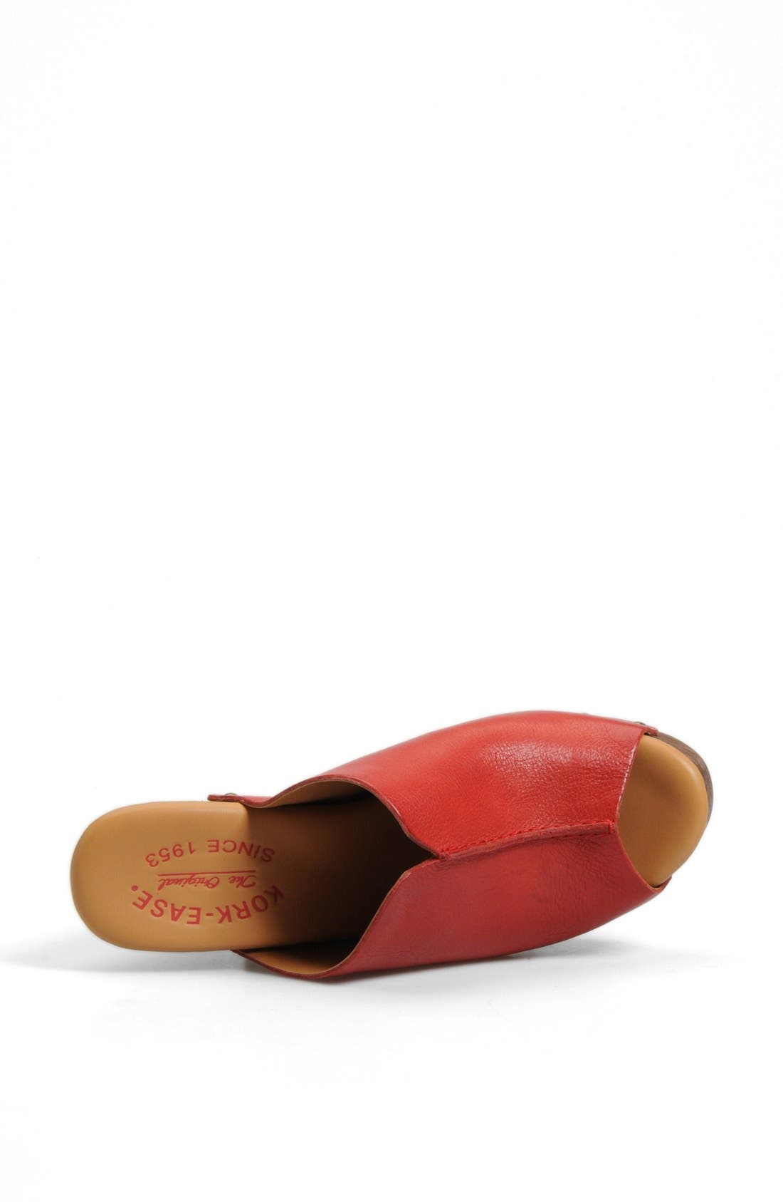 Alternate Image 3  - Kork-Ease® 'Deanna' Open Toe Mule (Women)