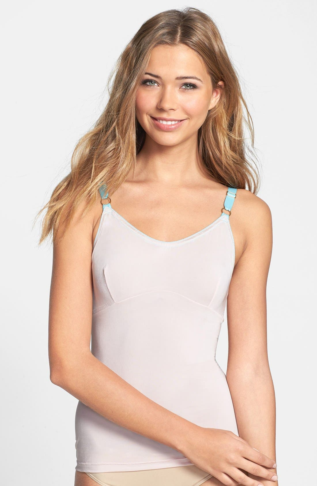 Alternate Image 1 Selected - Hanky Panky 'Silky Skin' Camisole