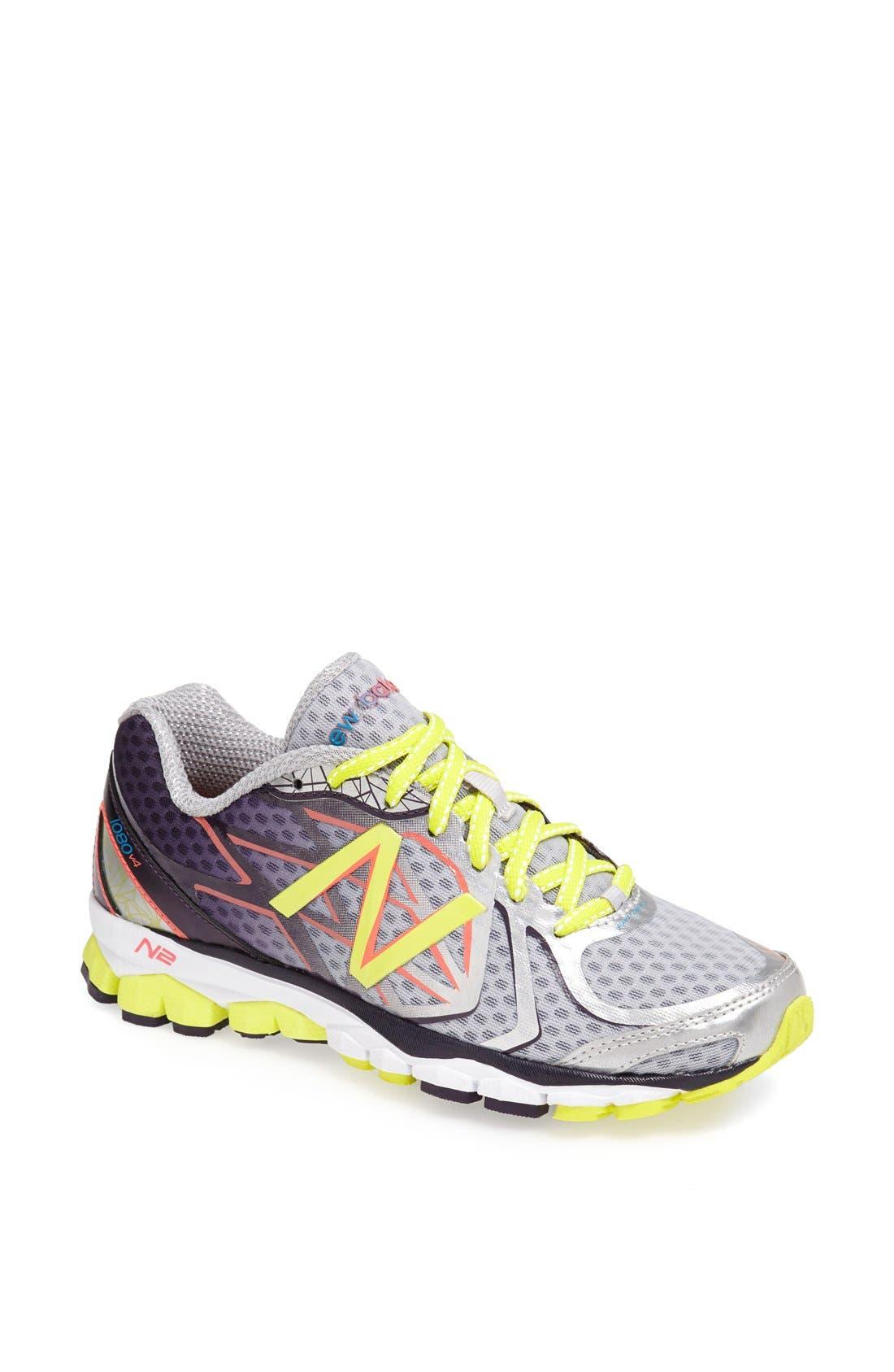Alternate Image 1 Selected - New Balance '1080' Running Shoe (Women)