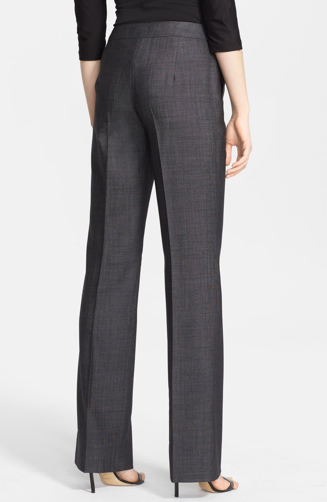 Alternate Image 2  - Max Mara 'Allesia' Wool Blend Pants