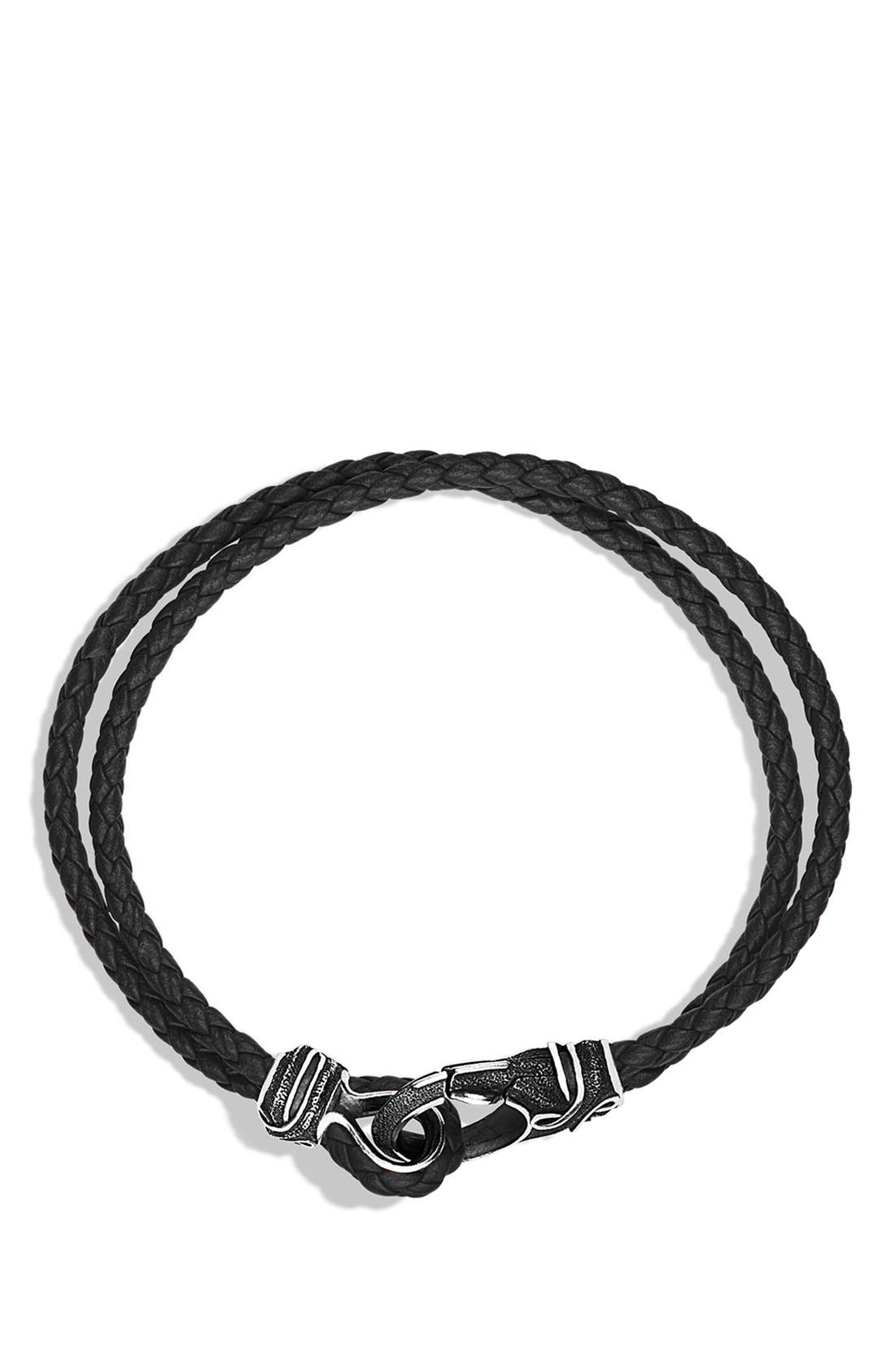 Alternate Image 2  - David Yurman 'Armory' Two-Row Bracelet
