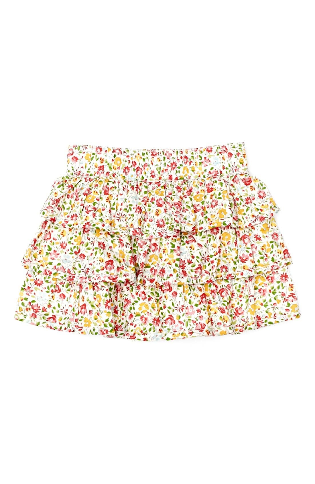 Alternate Image 1 Selected - Peek 'Dita' Skirt (Baby Girls)