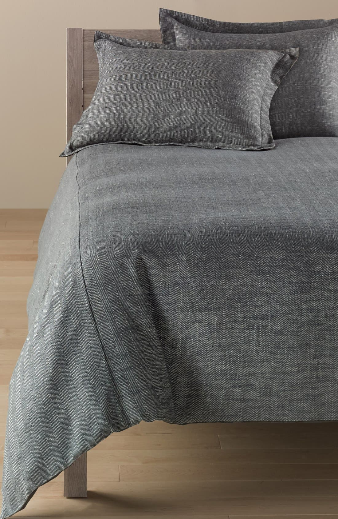 Alternate Image 1 Selected - Amity Home 'Logan' Duvet Cover