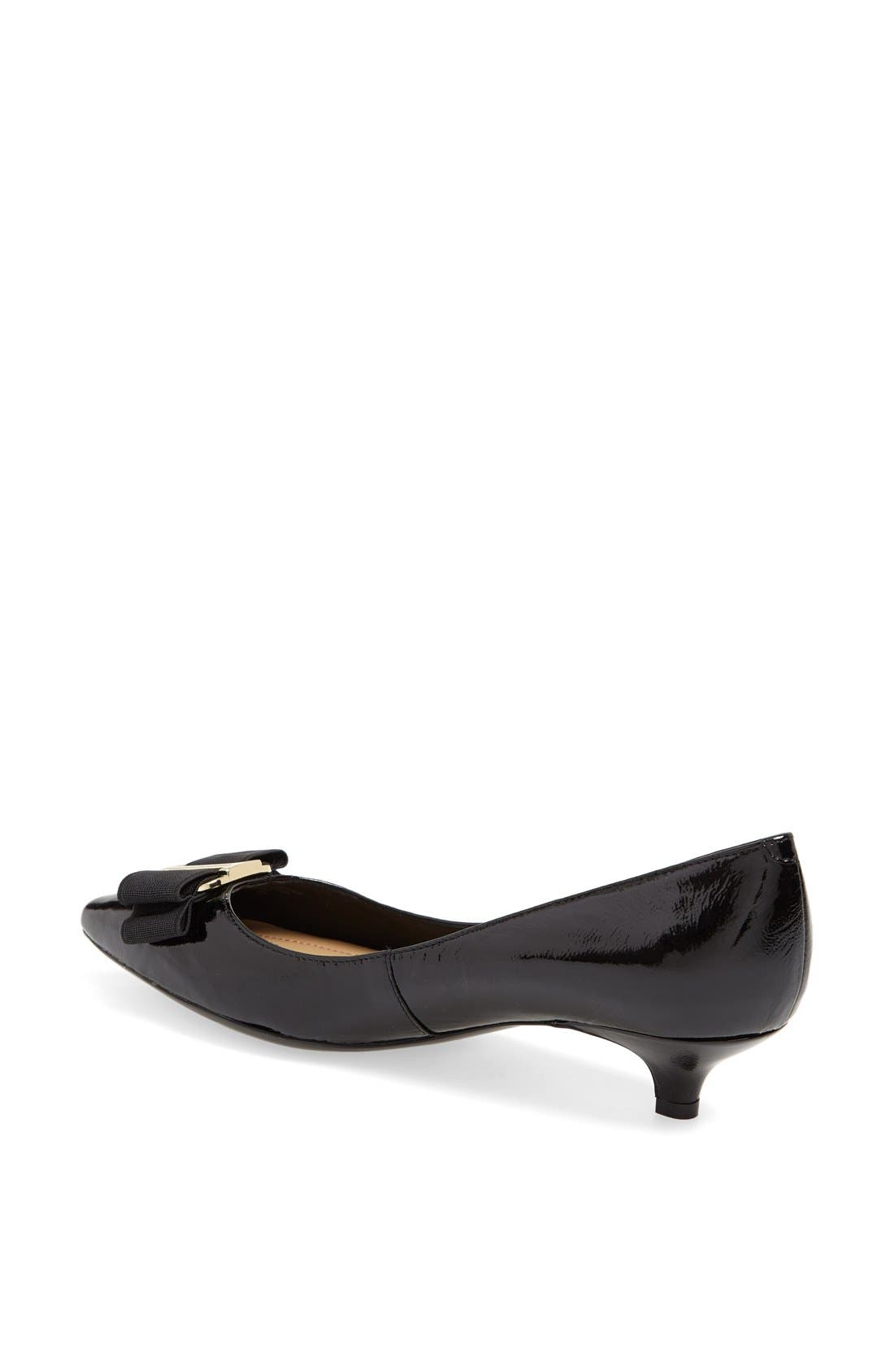 Alternate Image 2  - Isaac Mizrahi New York 'Gina' Pump