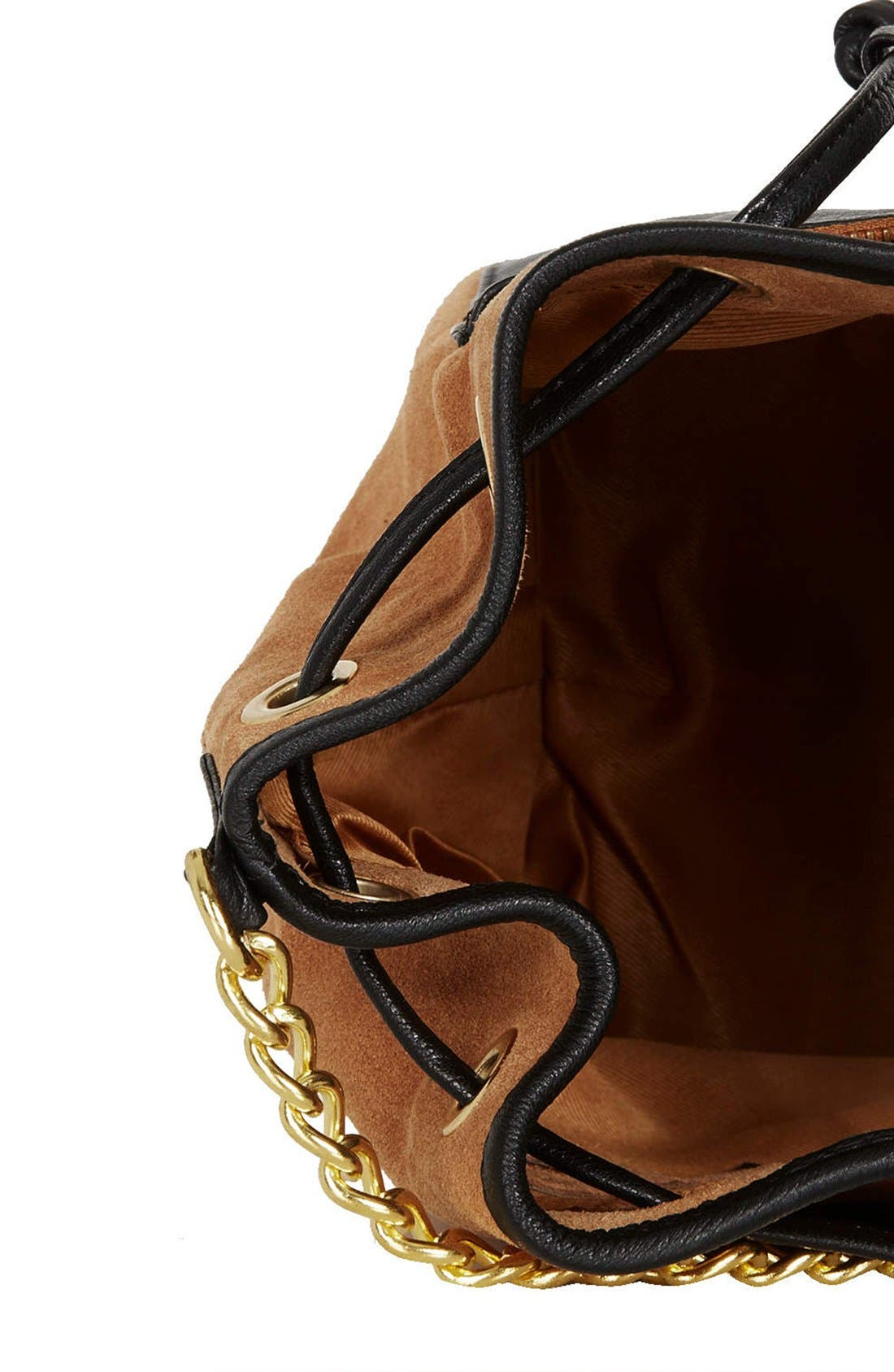 Alternate Image 3  - Topshop Pouch Pocket Drawstring Bag