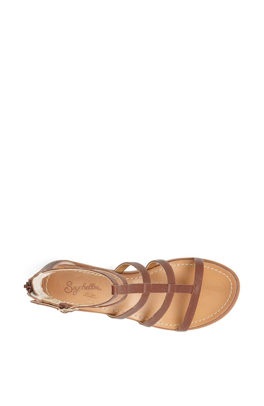 Alternate Image 3  - Seychelles 'Aim High' Gladiator Sandal
