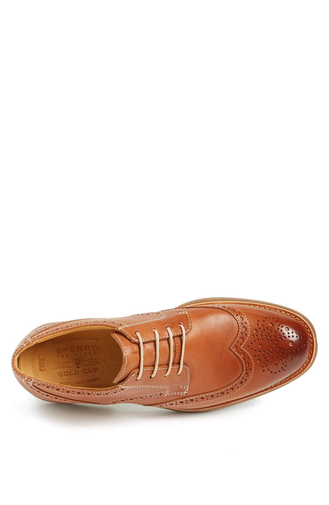 Alternate Image 3  - Sperry 'Gold Cup - Bellingham' Wingtip