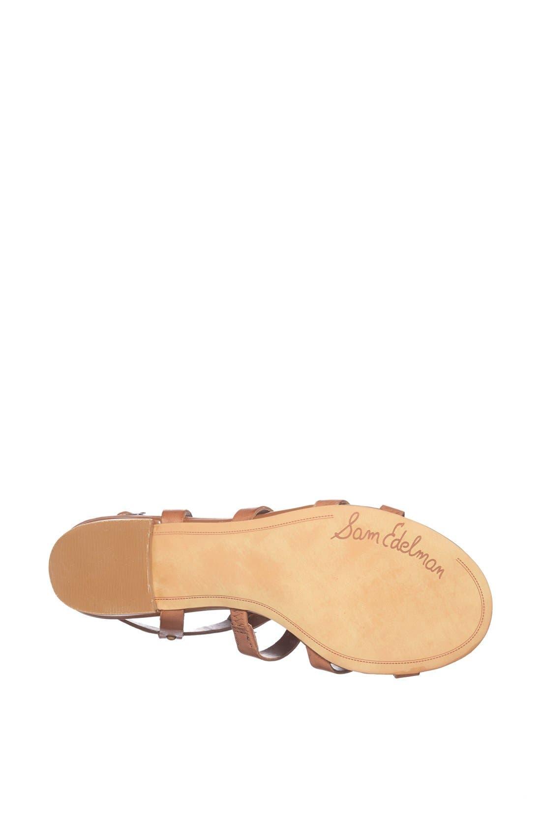 Alternate Image 4  - Sam Edelman 'Angela' Sandal