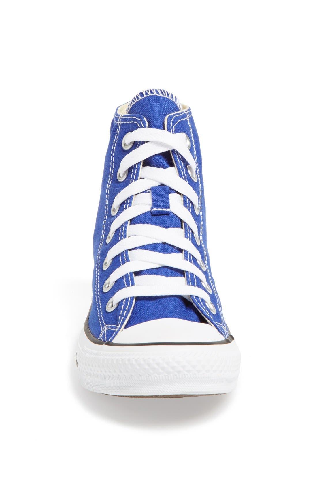 Alternate Image 3  - Converse Chuck Taylor® All Star® High Top Sneaker (Women)