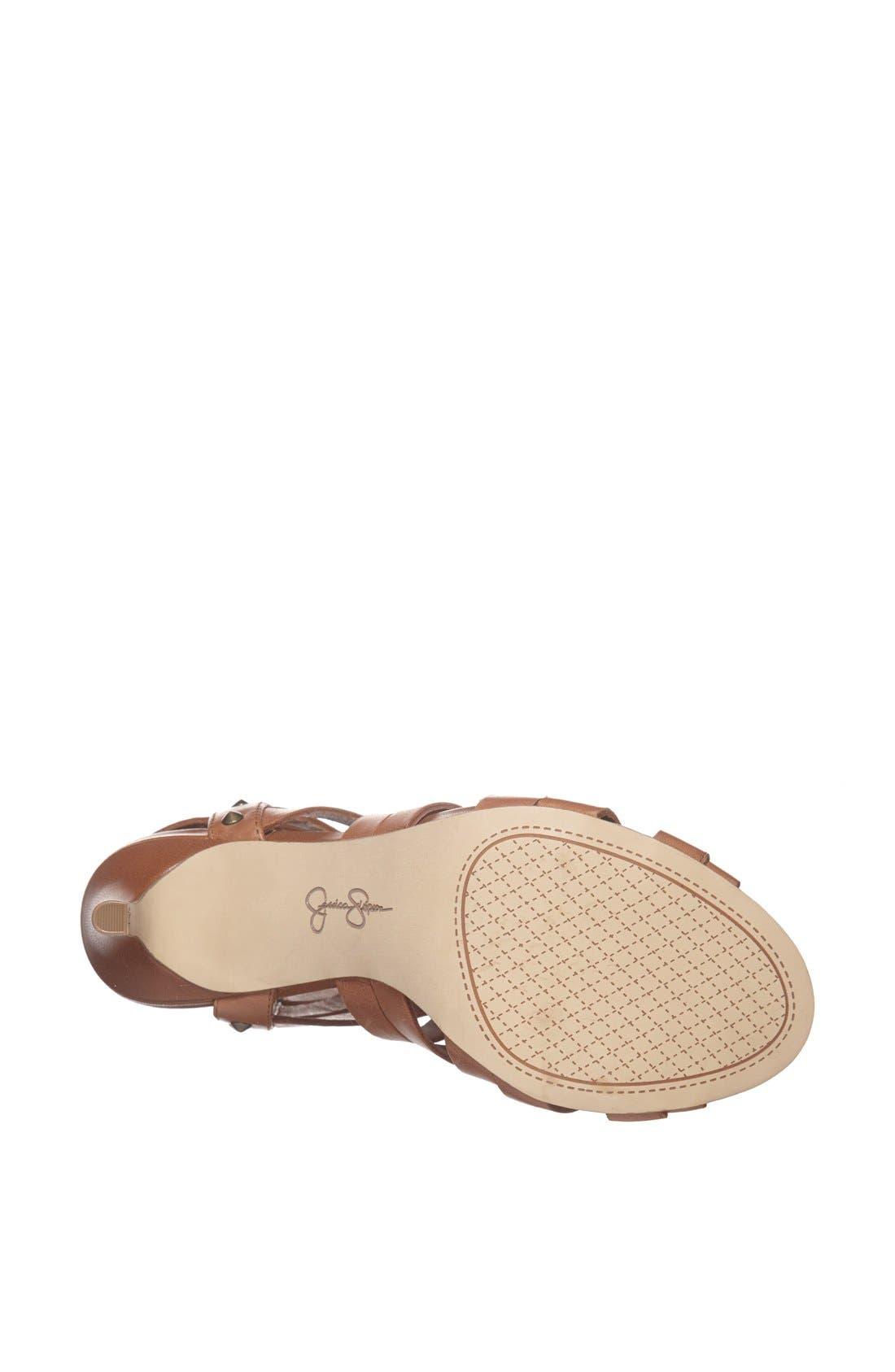 Alternate Image 4  - Jessica Simpson 'Larsenn' Sandal