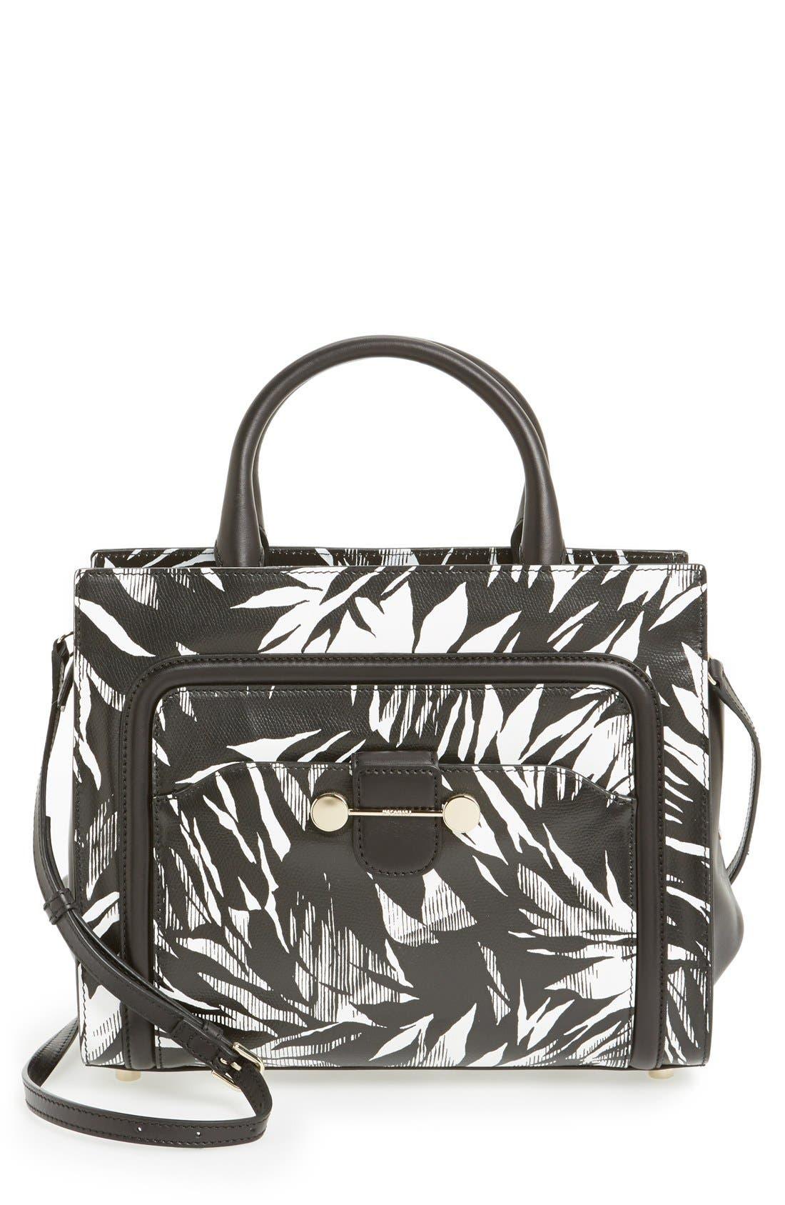 Main Image - Jason Wu 'Daphne 2' Tropical Print Crossbody Bag