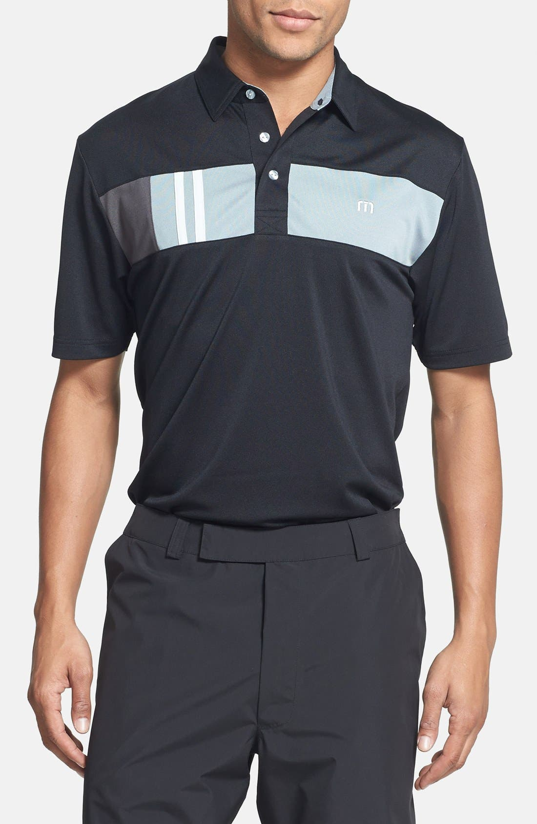 Alternate Image 1 Selected - Travis Mathew 'Kloss' Trim Fit Golf Polo