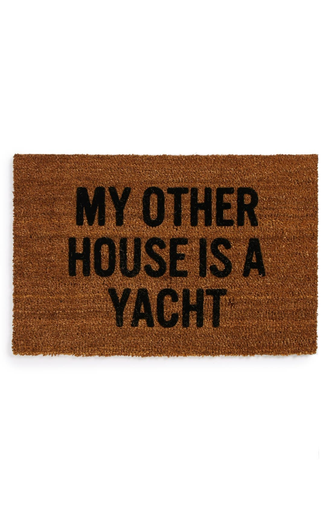Alternate Image 1 Selected - Reed Wilson Design 'Yacht' Doormat