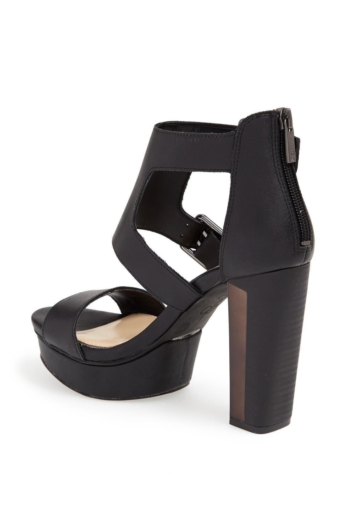 Alternate Image 2  - Jessica Simpson 'Kaitzz' Sandal
