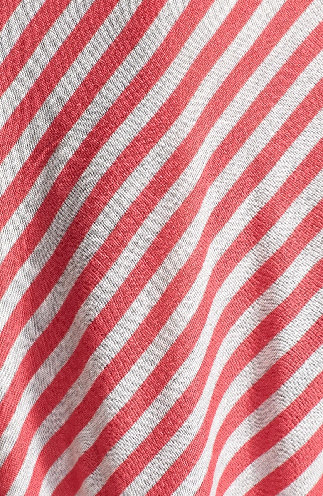 Alternate Image 3  - Caslon® Mix Stripe Wedge Tee