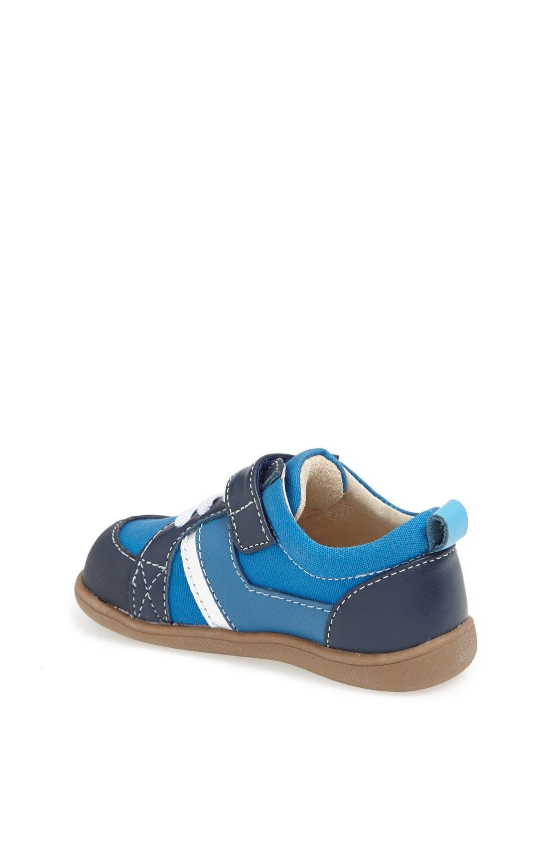 Alternate Image 2  - See Kai Run 'Cash' Sneaker (Baby & Walker)