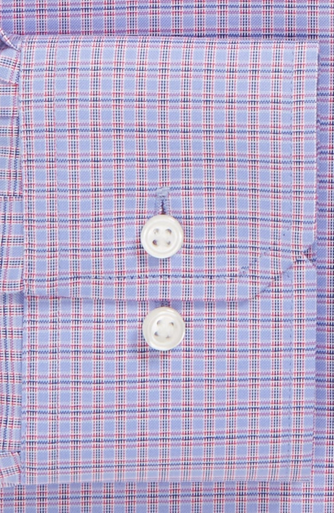 Alternate Image 2  - Thomas Pink Classic Fit Traveller Dress Shirt