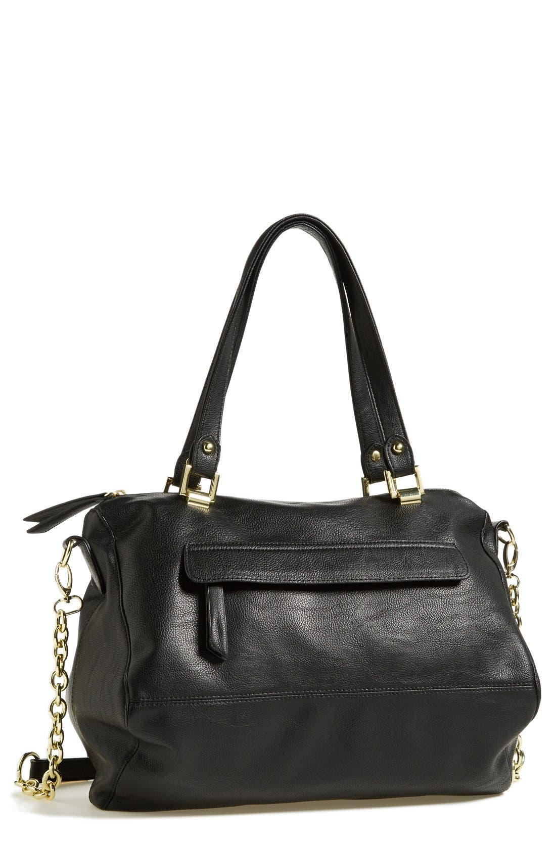 Alternate Image 1 Selected - KENDALL + KYLIE Madden Girl Convertible Large Crossbody Bag (Juniors)