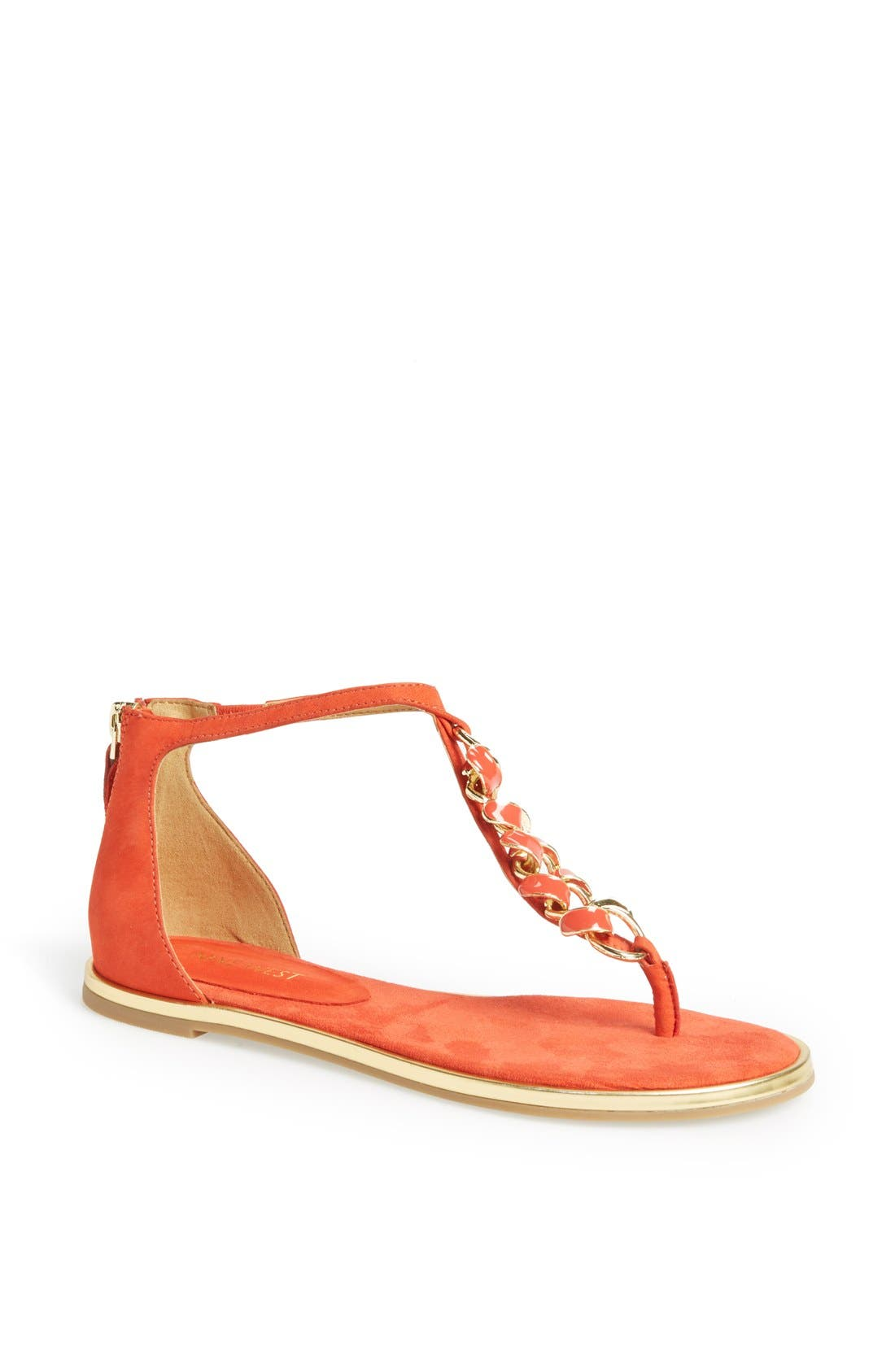Main Image - Nine West 'Key Lime' Sandal