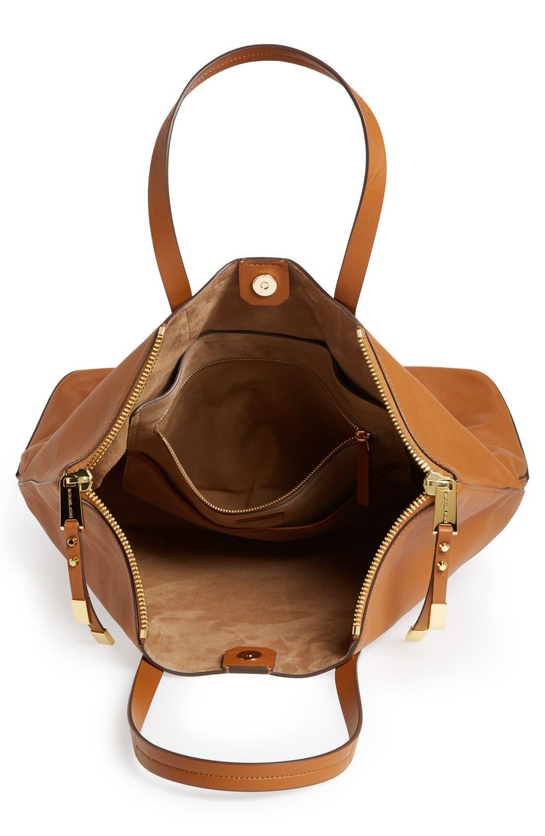 Alternate Image 3  - Michael Kors 'Large Miranda' Leather Shopper