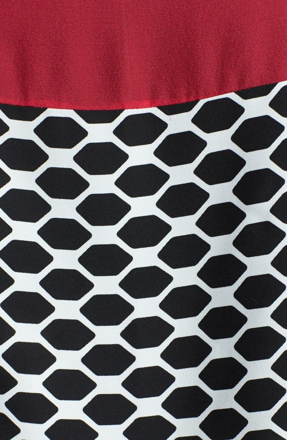 Alternate Image 3  - Diane von Furstenberg Silk Wrap Vest