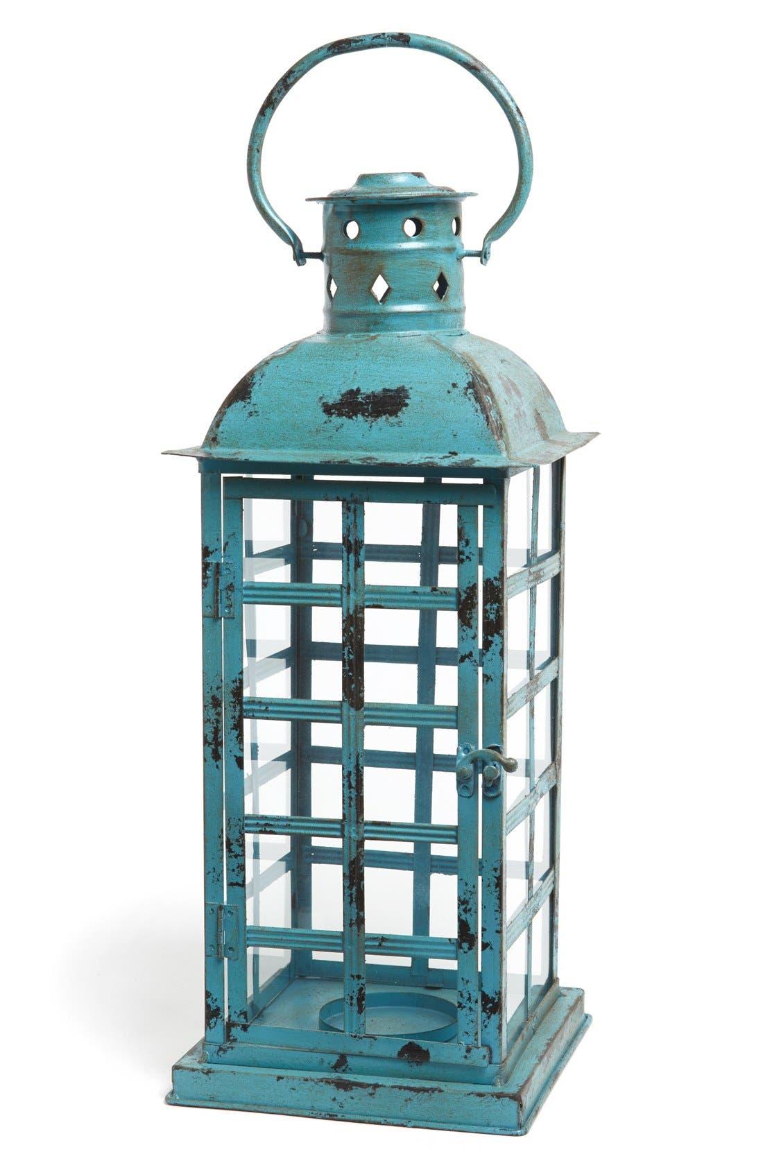 Alternate Image 1 Selected - Import Collection Metal Lantern