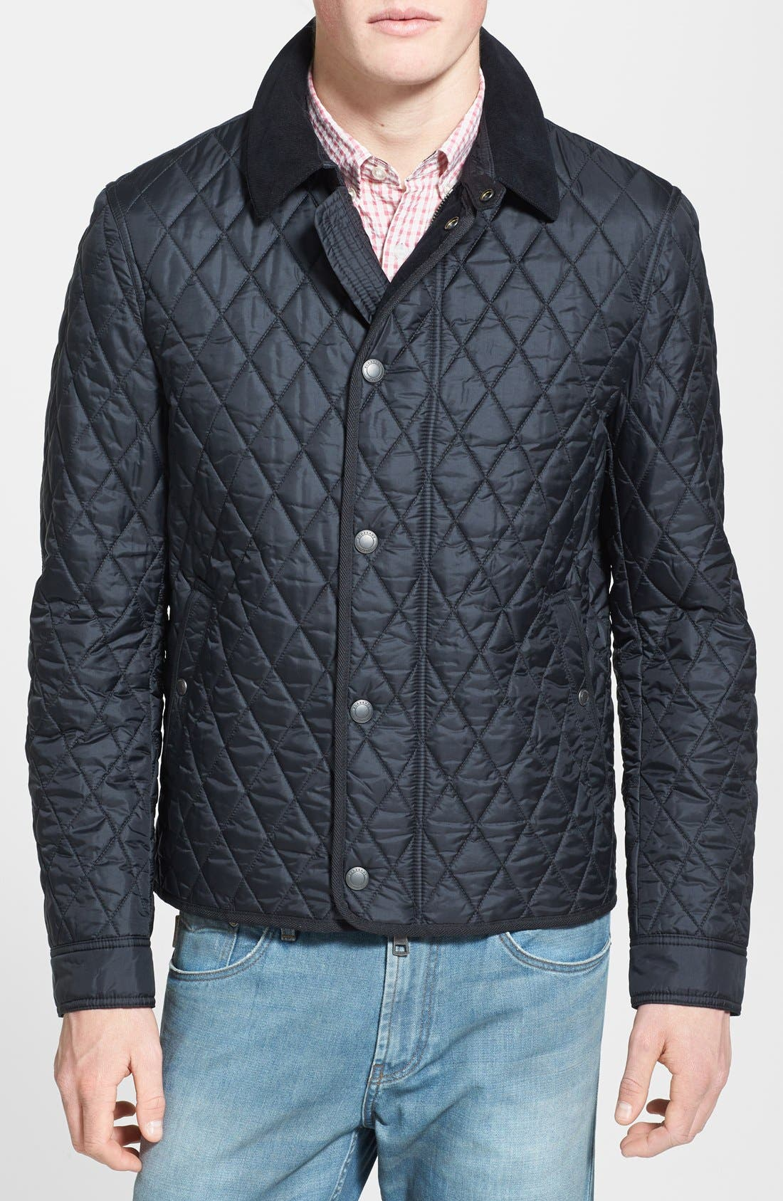 Main Image - Burberry Brit 'Rollston' Jacket