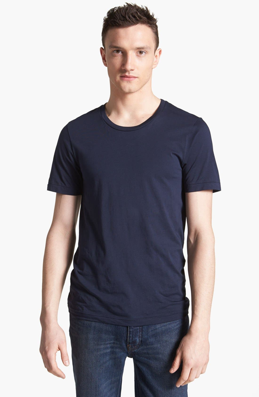 Alternate Image 1 Selected - BLK DNM 'T-Shirt 3' Pima Cotton T-Shirt