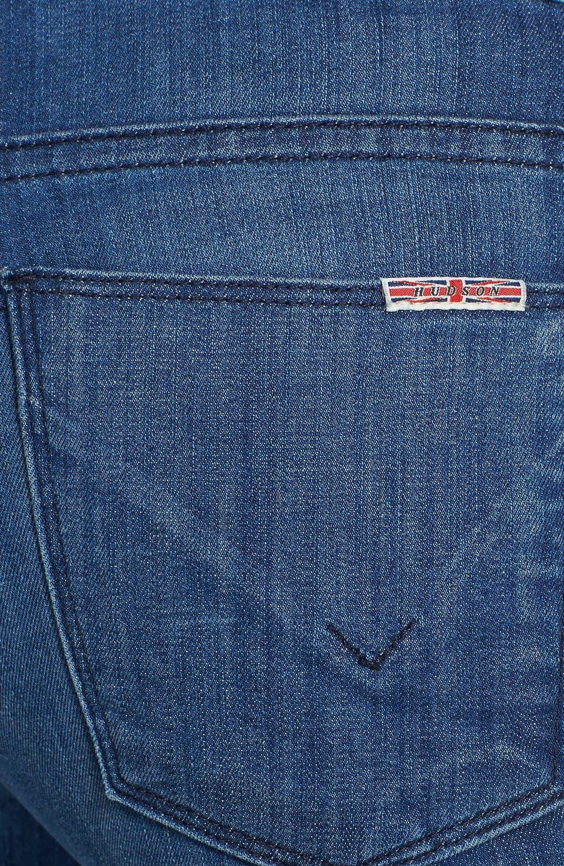 Alternate Image 3  - Hudson Jeans 'Elle' Baby Bootcut Jeans