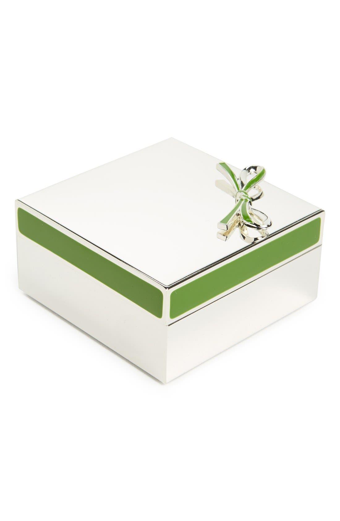 Main Image - kate spade new york 'vienna lane' keepsake box