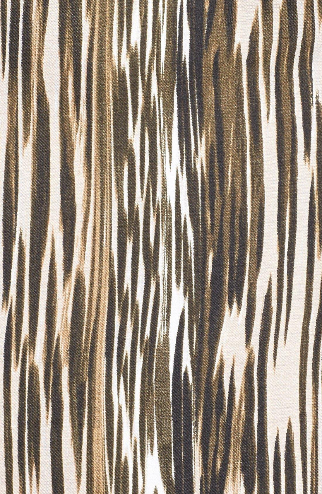 Alternate Image 3  - Diane von Furstenberg 'Mae' Mikado Pencil Skirt