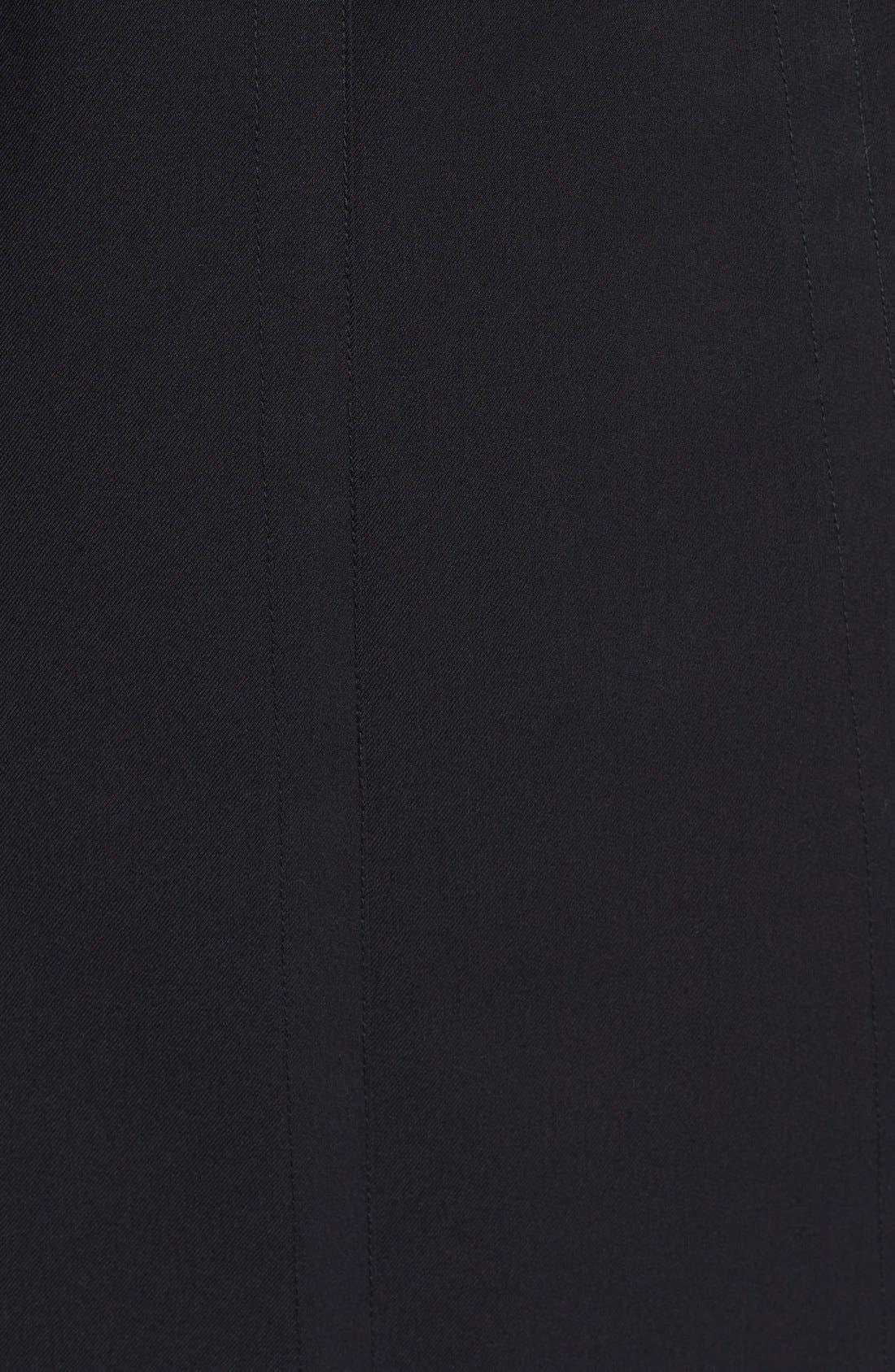 Alternate Image 2  - Kristen Blake Raincoat with Detachable Hood & Liner (Petite) (Nordstrom Exclusive)