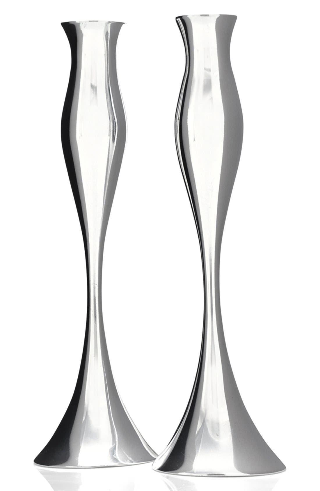 Main Image - Nambé 'Bella' Candlesticks