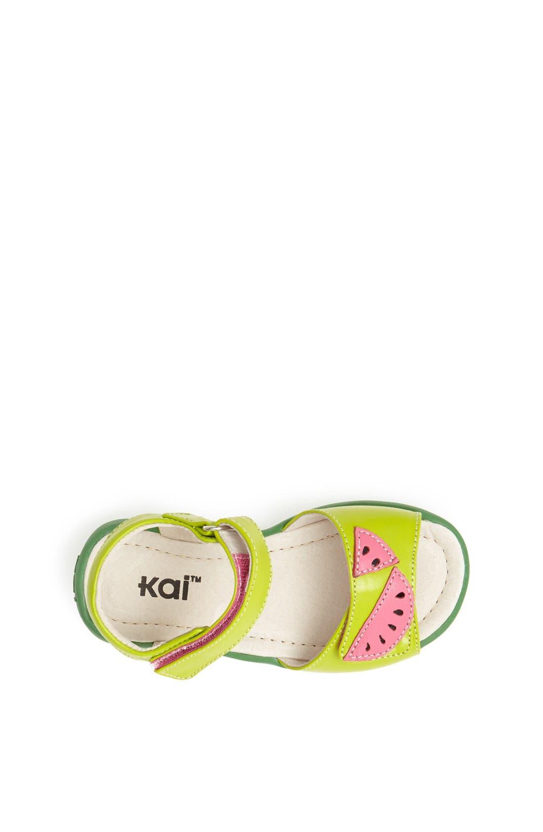 Alternate Image 3  - See Kai Run 'Alexis' Sandal (Toddler & Little Kid)