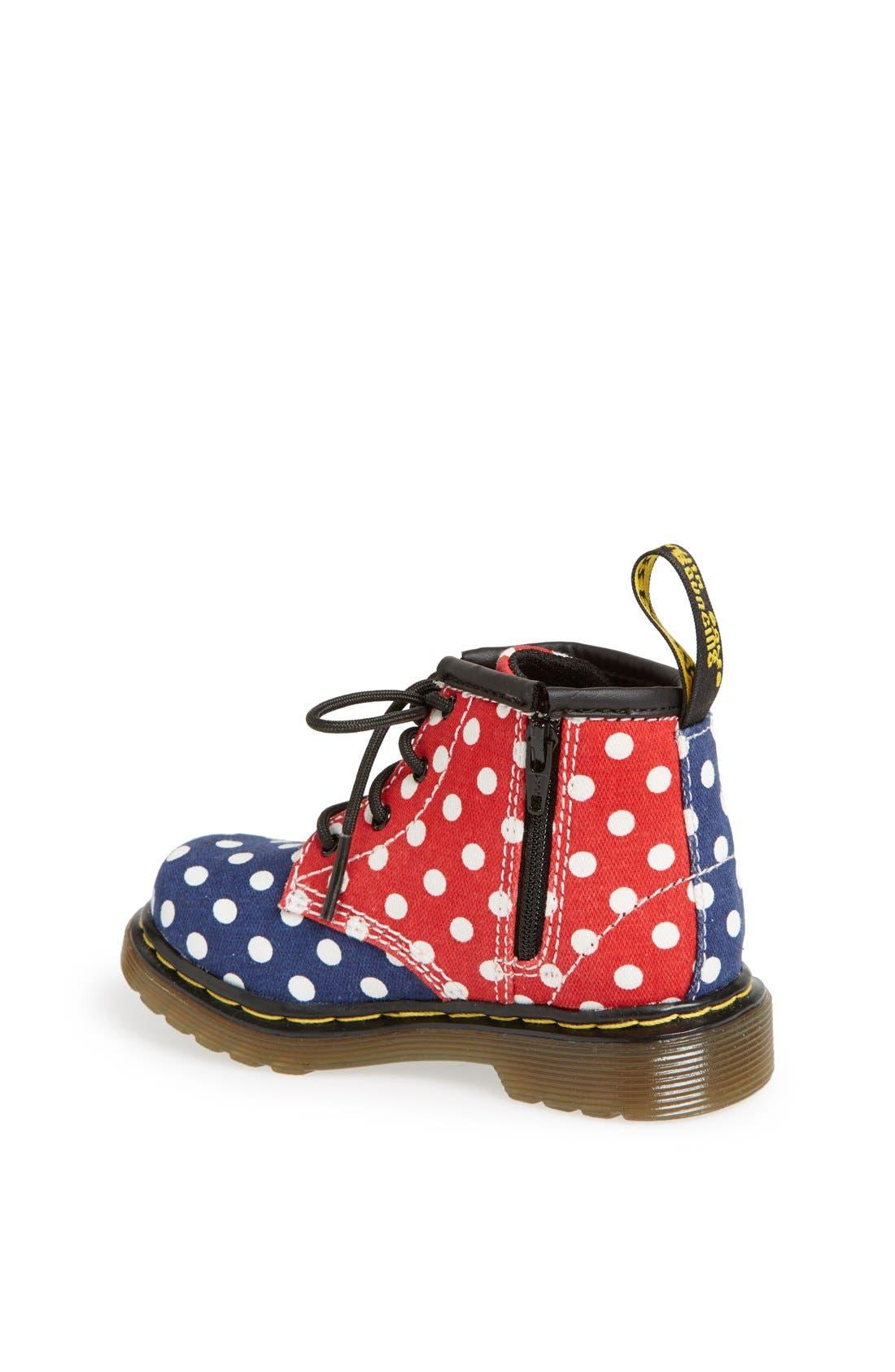 Alternate Image 2  - Dr. Martens 'Brooklee' Boot (Baby & Walker)