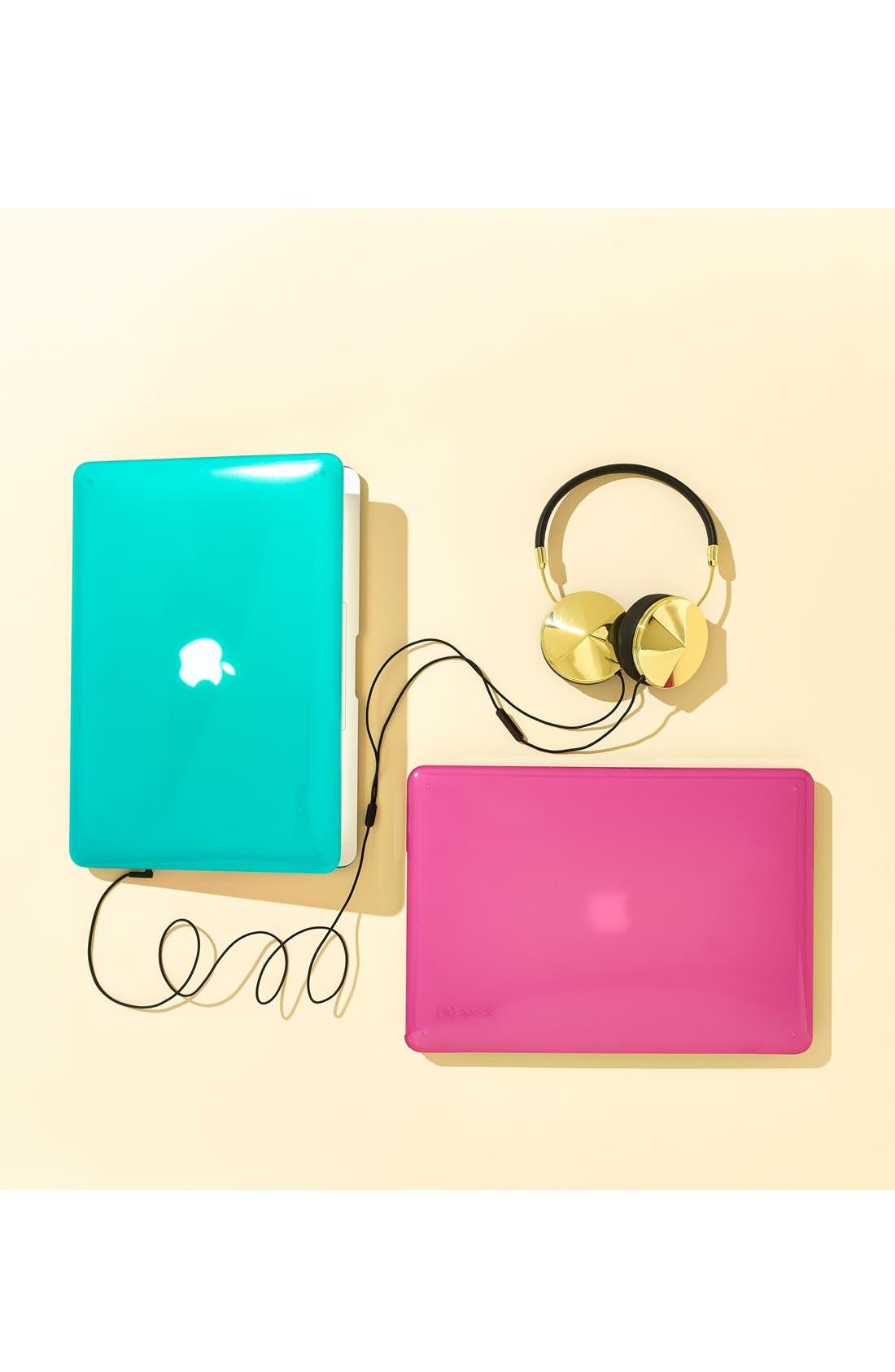 Alternate Image 2  - Speck 'SmartShell' Snap-On MacBook Air Laptop Case (13 Inch)