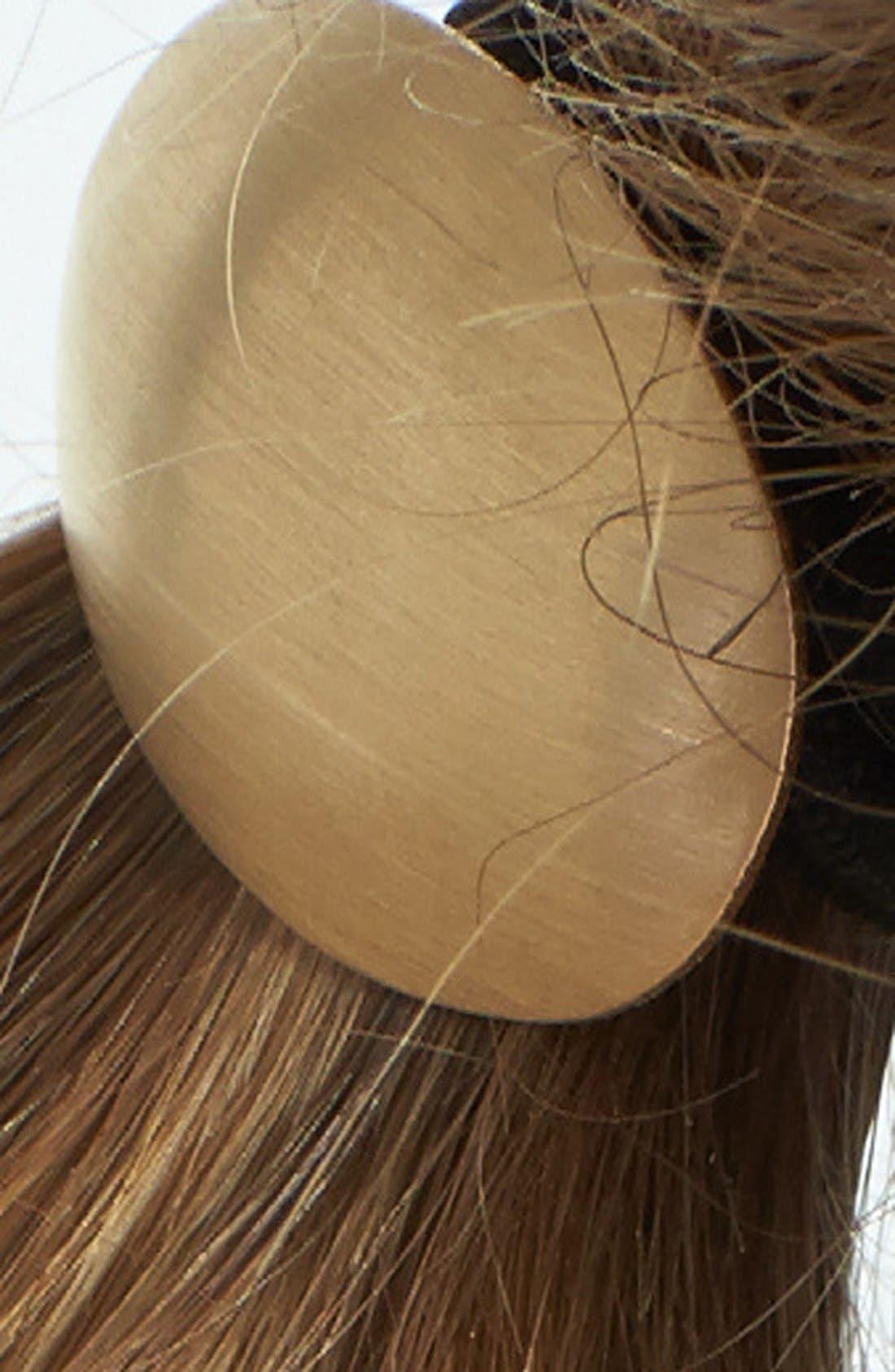 Alternate Image 2  - Tasha 'Round Cuff' Ponytail Holder