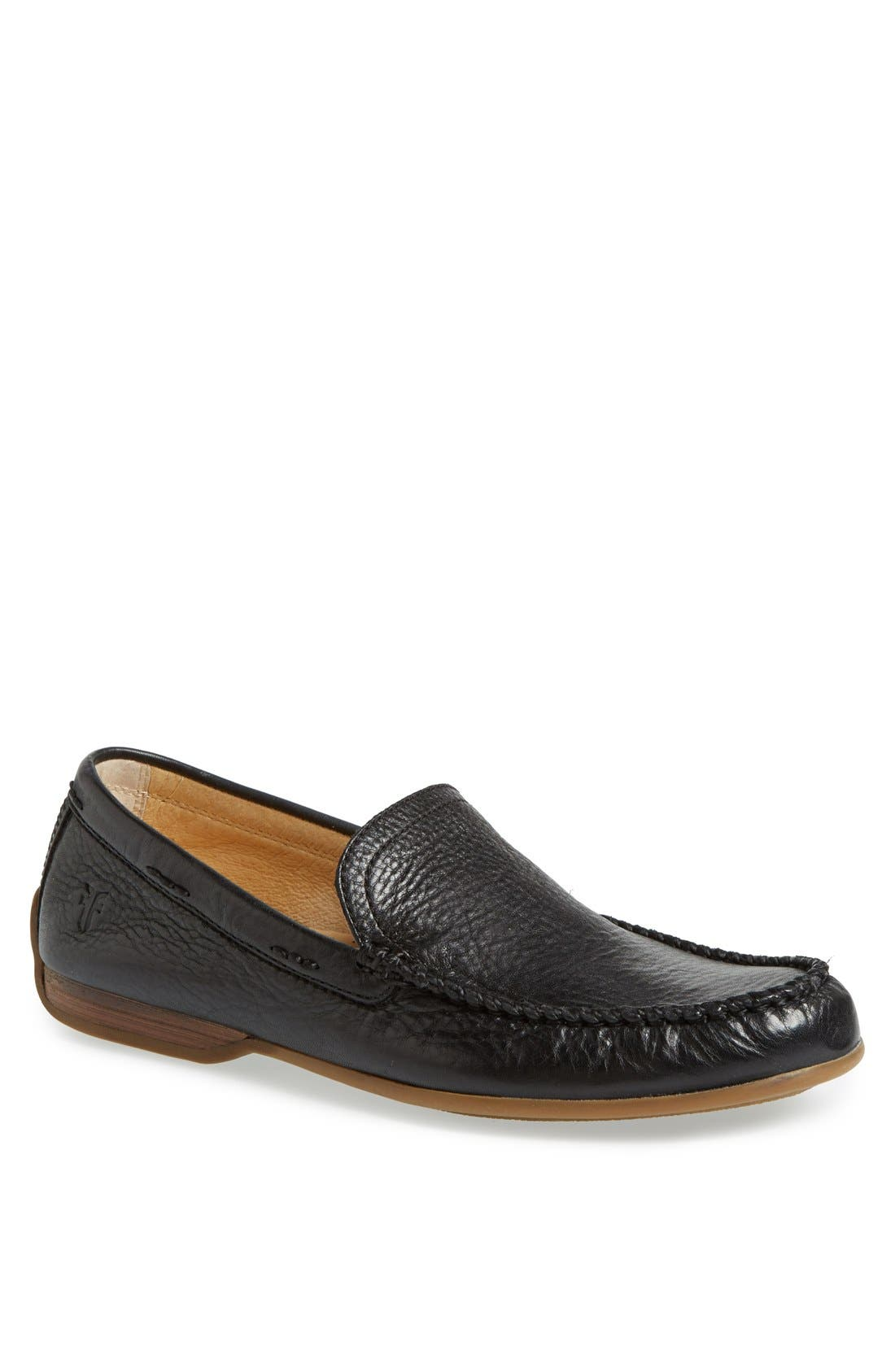 Main Image - Frye 'Lewis' Venetian Loafer (Men)