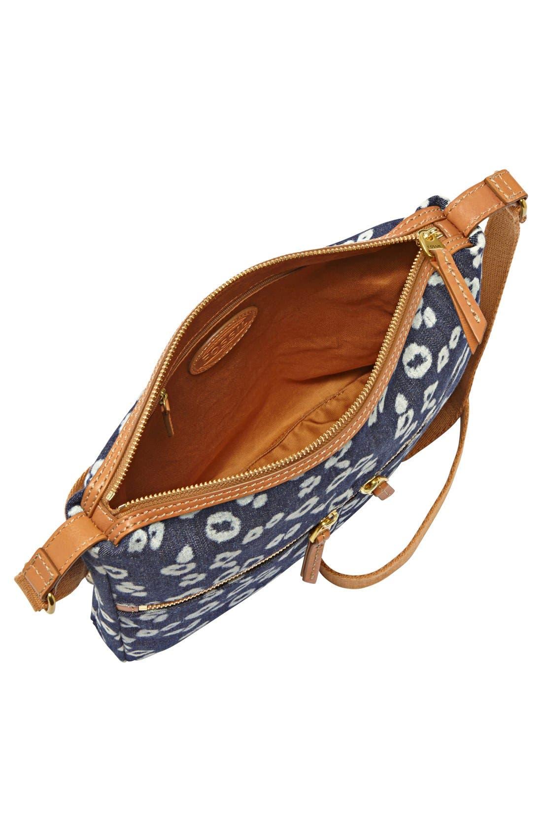 Alternate Image 2  - Fossil 'Erin' Crossbody Bag