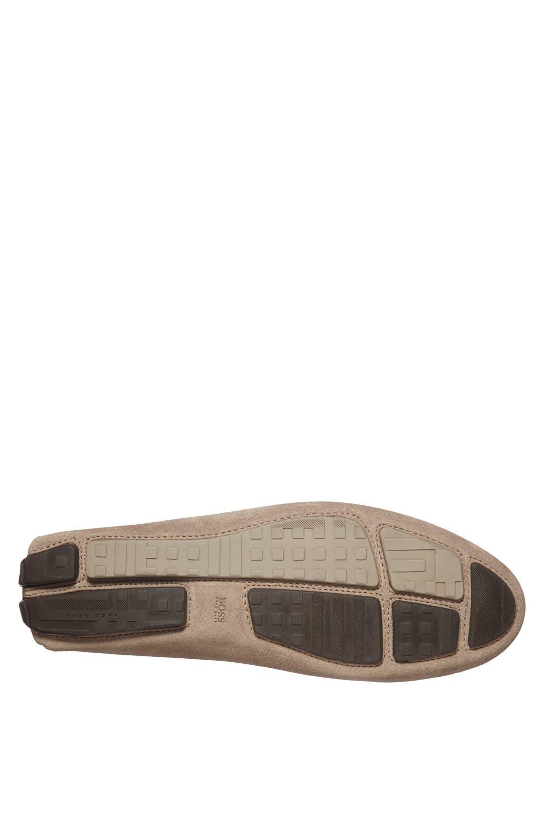 Alternate Image 4  - BOSS HUGO BOSS 'Drenno' Driving Shoe (Men)