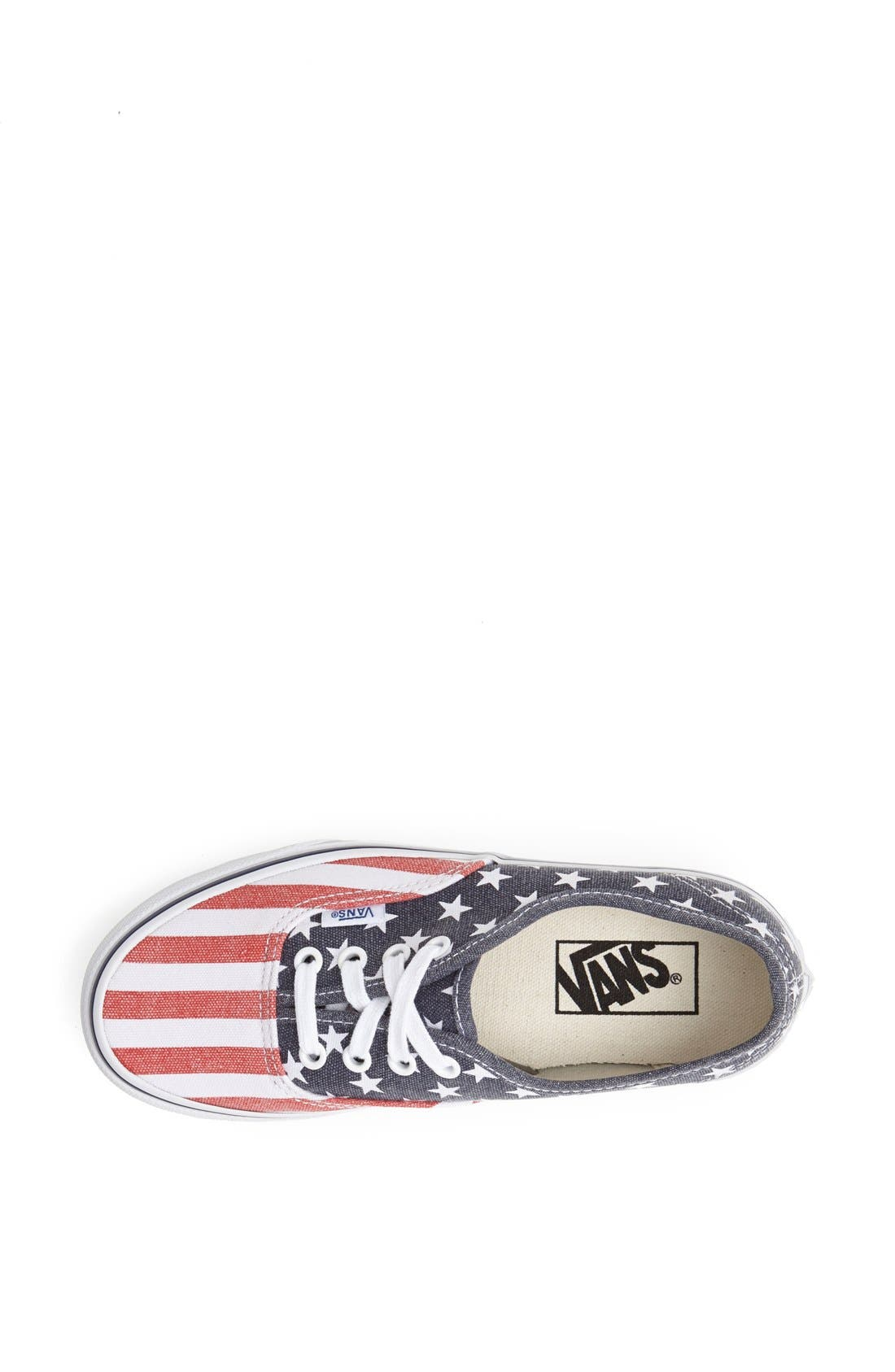 Alternate Image 3  - Vans 'Van Doren - Authentic' Sneaker (Women)