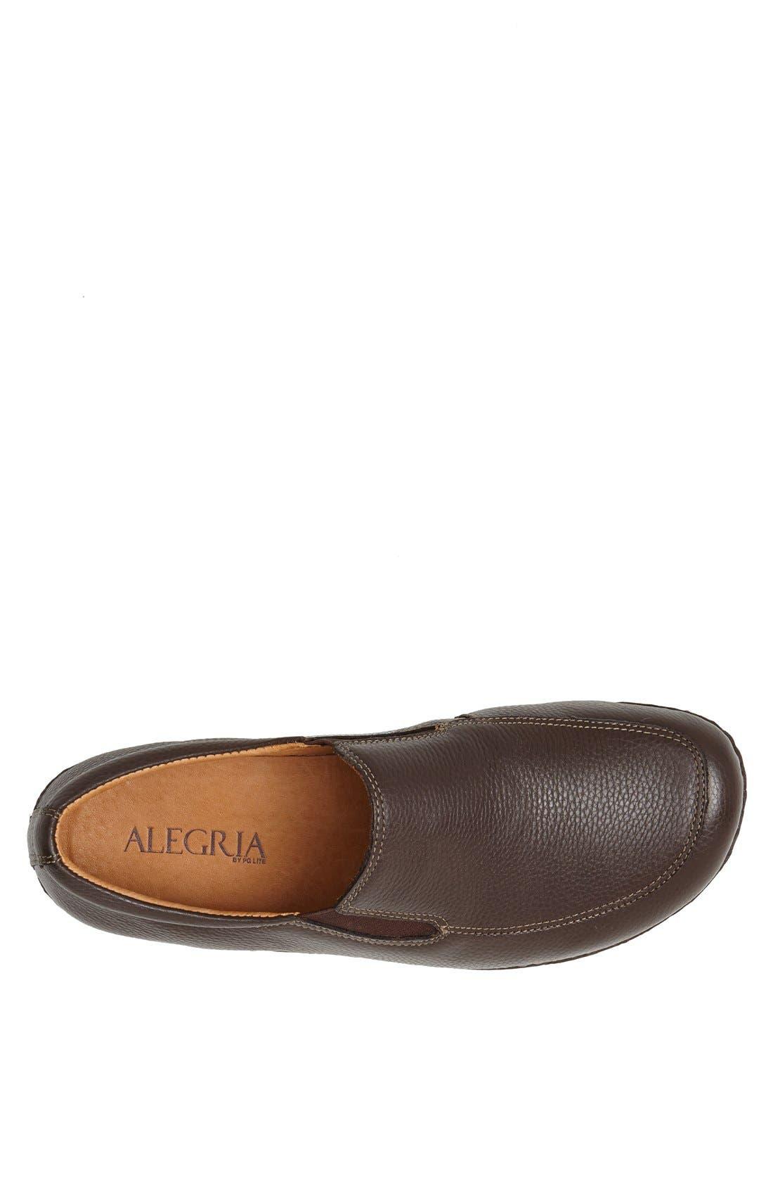Alternate Image 3  - Alegria 'Foxe' Venetian Loafer (Men)
