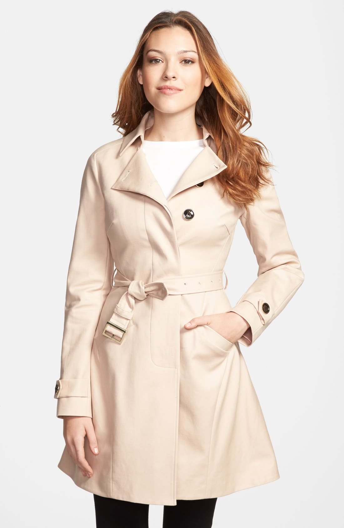 Alternate Image 1 Selected - Ted Baker London 'Meeliye' Trench