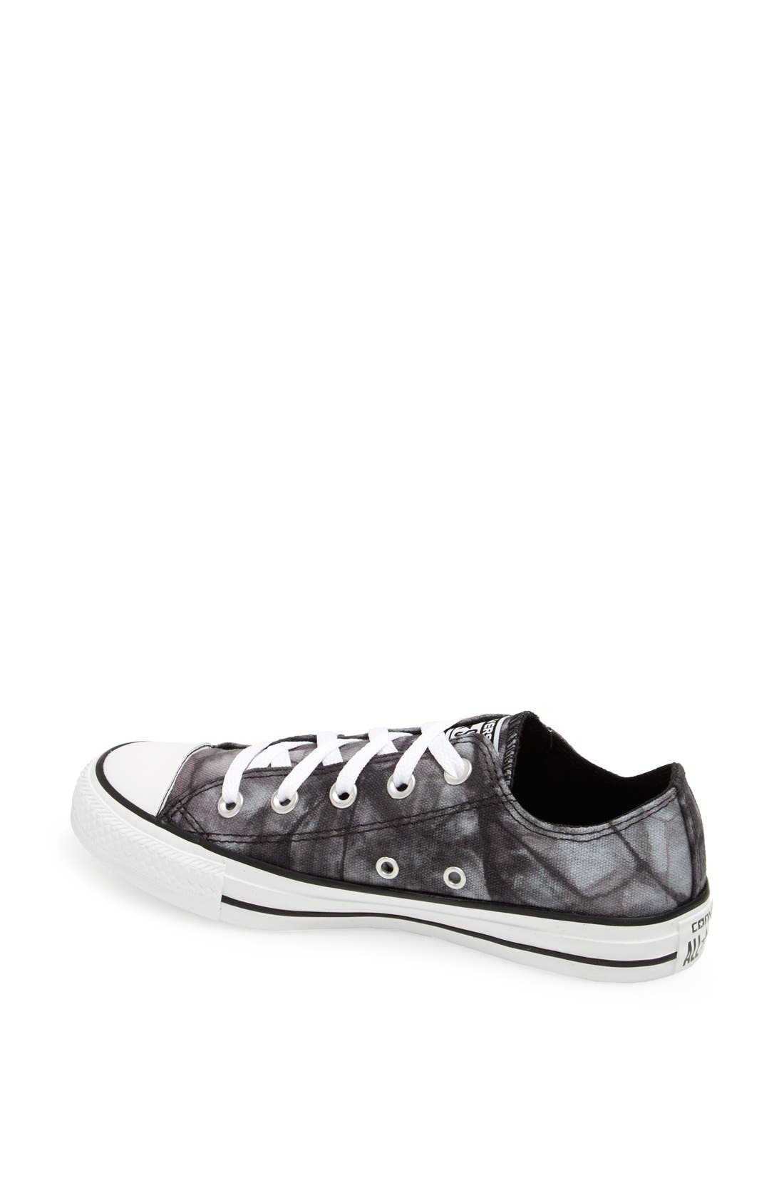 Alternate Image 2  - Converse Chuck Taylor® All Star® 'Ox' Tie Dye Low Top Sneaker (Women)