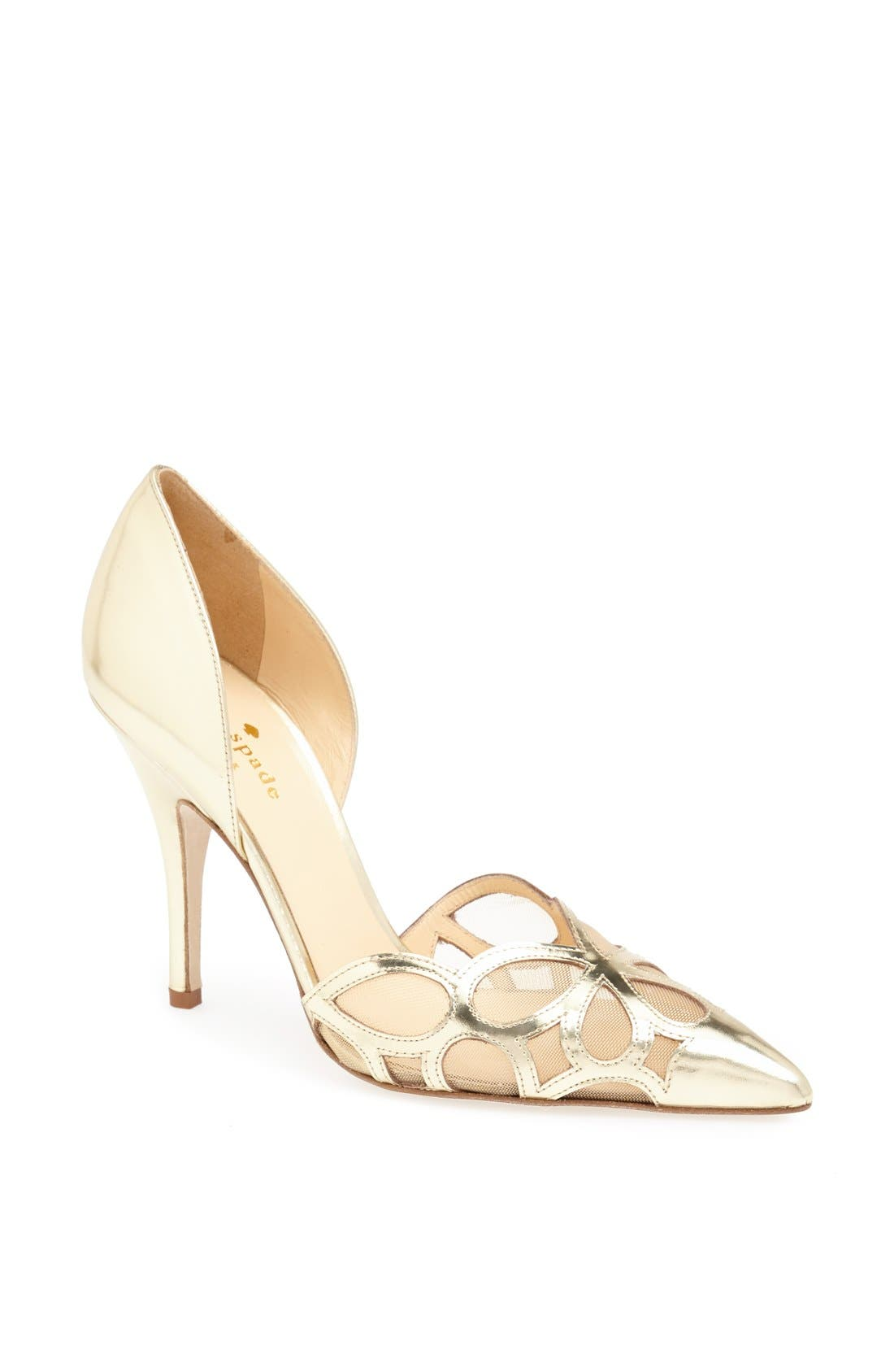 Alternate Image 1 Selected - kate spade new york 'lauretta' pump