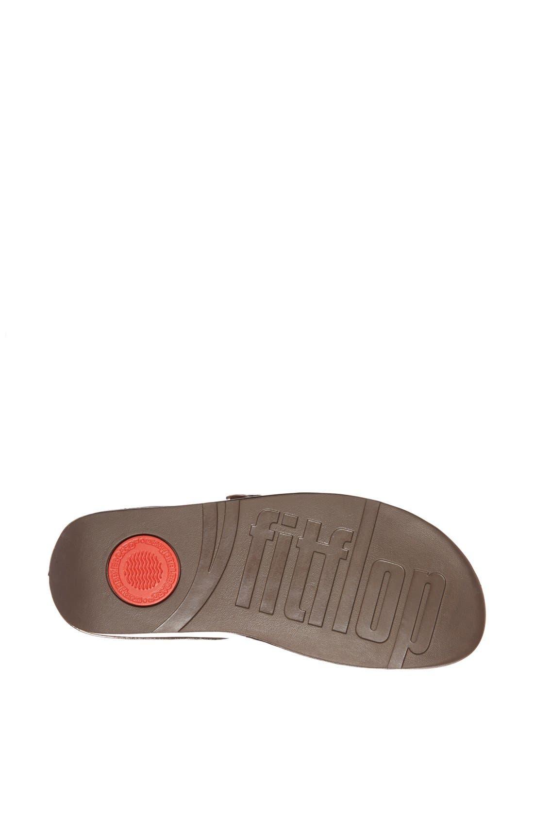 Alternate Image 4  - FitFlop 'Souza™' Sandal