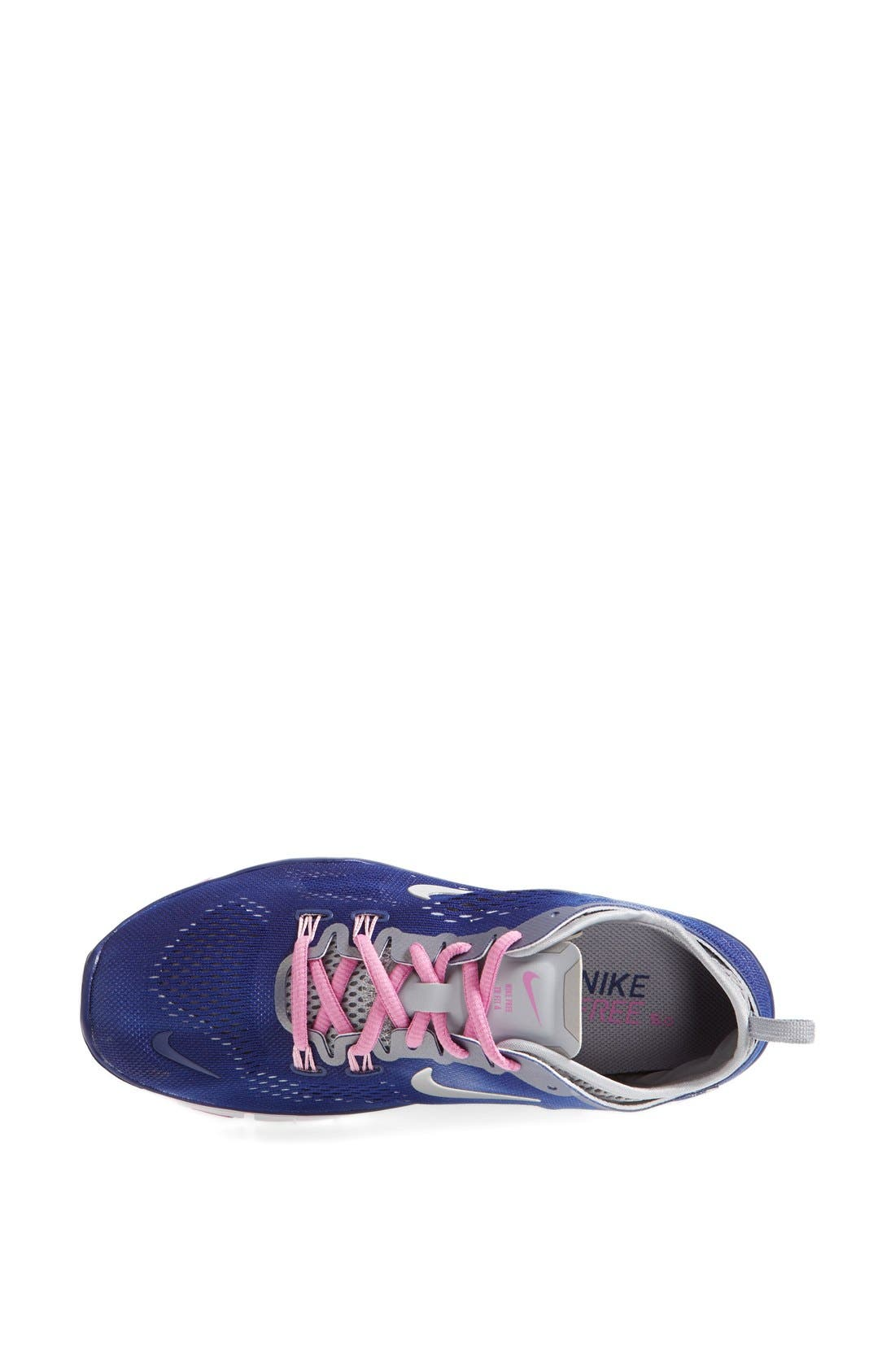 Alternate Image 3  - Nike 'Free 5.0 Fit' Tie Dye Training Shoe (Women)