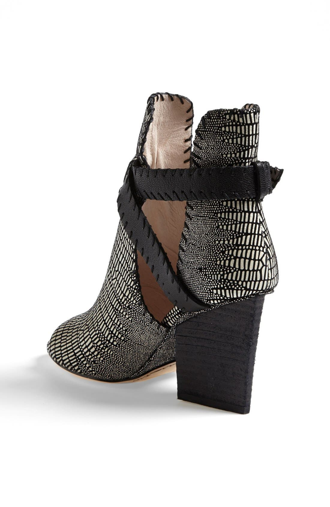 Alternate Image 2  - House of Harlow 1960 Ankle Bootie