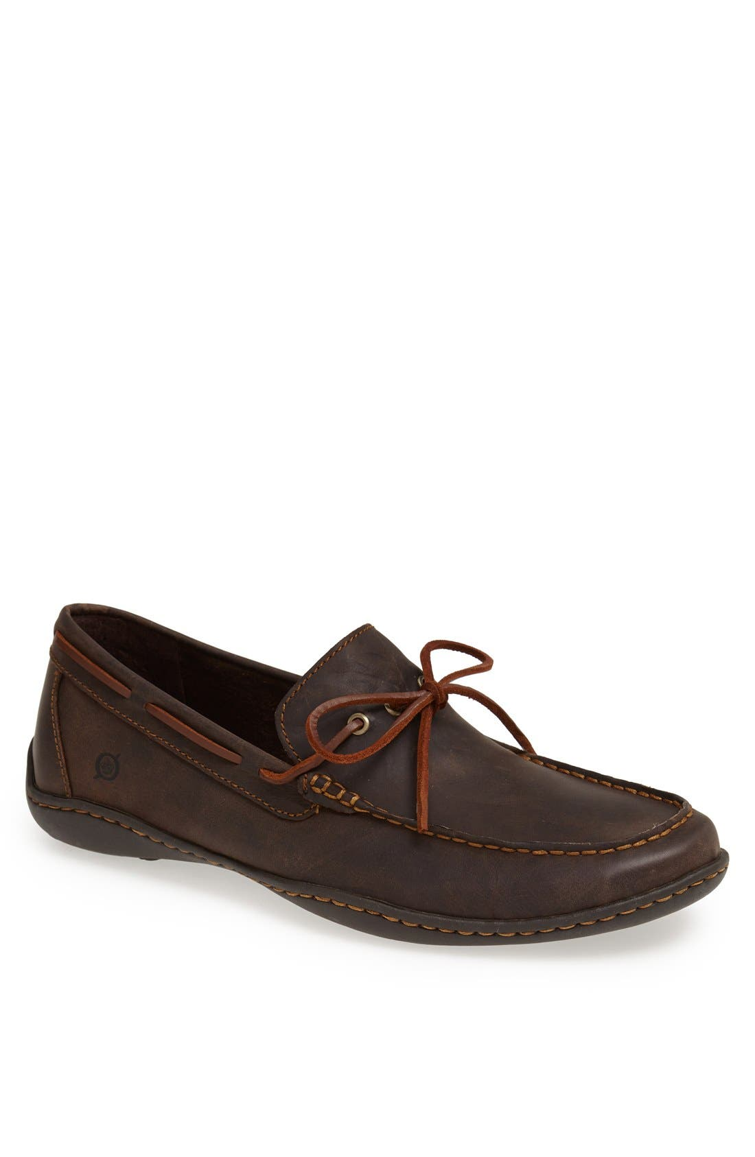 Alternate Image 1 Selected - Børn 'Abraham' Driving Shoe (Men)