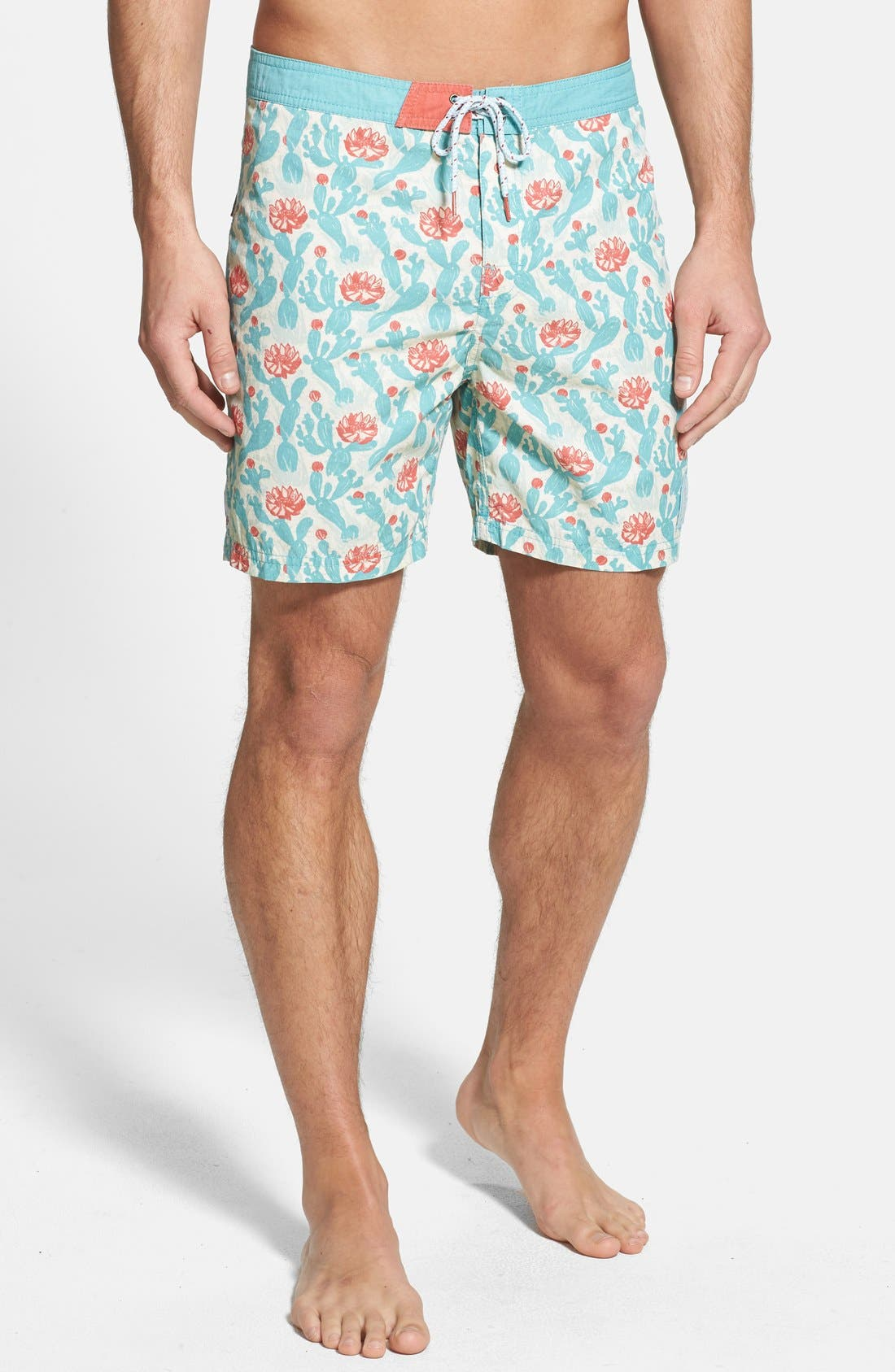 Alternate Image 1 Selected - Katin 'Saguaro' Board Shorts